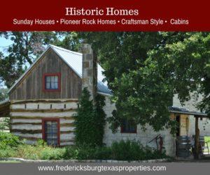 Historic Homes For Sale In Fredericksburg Tx Fredericksburg